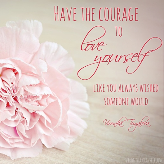 Courage-to-Love-Yourself